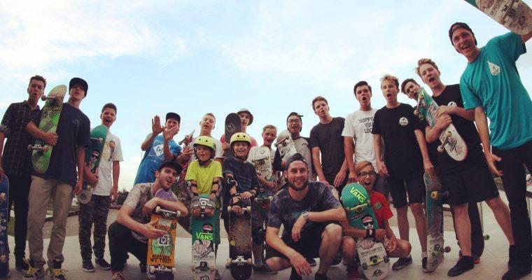VIDEO: SUR SKATE CAMP 2016 / JIHLAVA