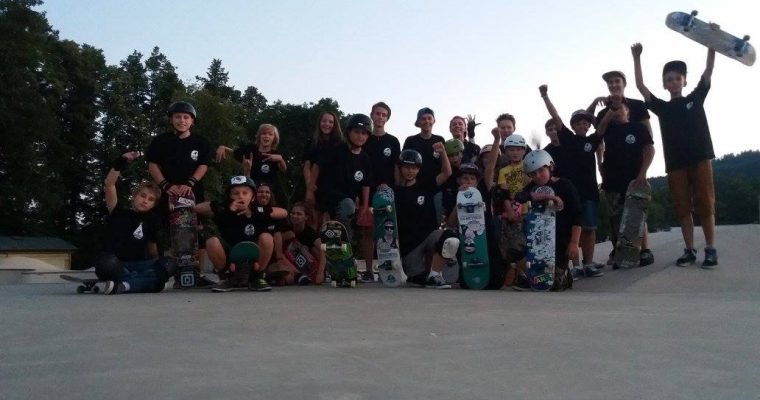 VIDEO: SUR SKATE CAMP 2016 / Loučná nad Desnou