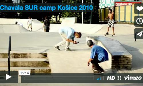 VIDEO: CHAVALA WEEK 2010 / KOŠICE