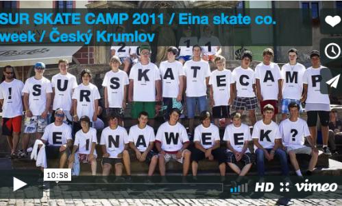 VIDEO: EINA WEEK 2011 / ČESKÝ KRUMLOV