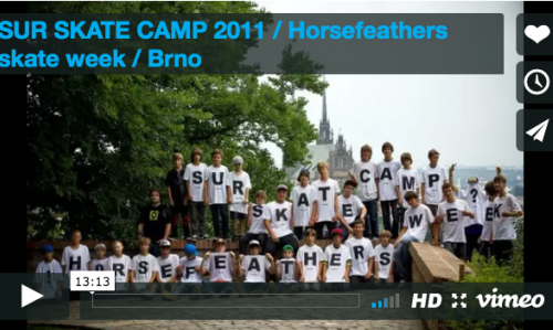 VIDEO: HORSEFEATHERS WEEK 2011 / BRNO