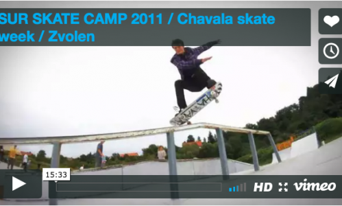 VIDEO: CHAVALA WEEK 2011 / ZVOLEN
