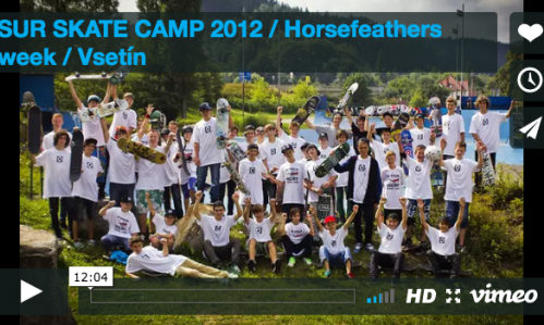 VIDEO: HORSEFEATHERS WEEK 2012 / VSETÍN