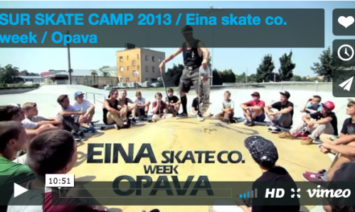 VIDEO: EINA WEEK 2013 / OPAVA