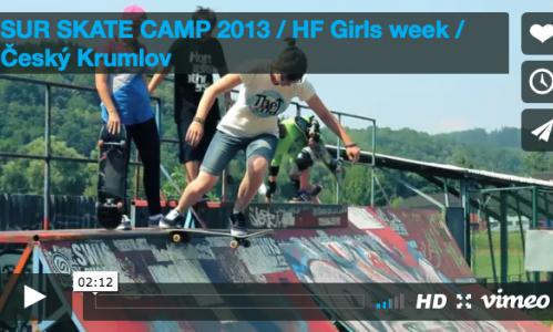 VIDEO: HORSEFEATHERS GIRLS WEEK 2013 / ČESKÝ KRUMLOV