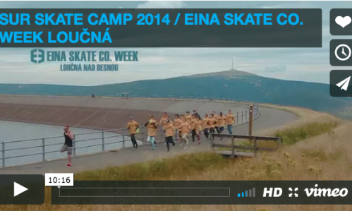 VIDEO: EINA WEEK 2014 / LOUČNÁ NAD DESNOU