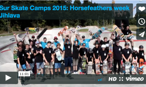 VIDEO: HORSEFEATHERS WEEK 2015 / JIHLAVA