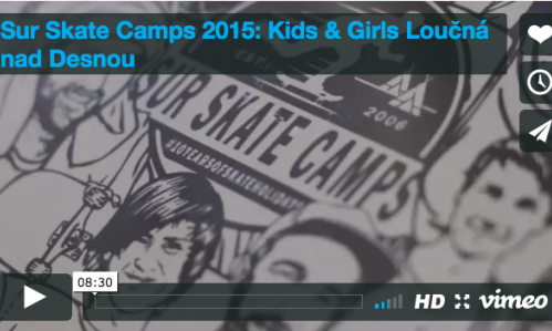 VIDEO: KIDS & GIRLS WEEK 2015 / LOUČNÁ NAD DESNOU