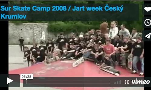 VIDEO: JART WEEK 2008 / ČESKÝ KRUMLOV