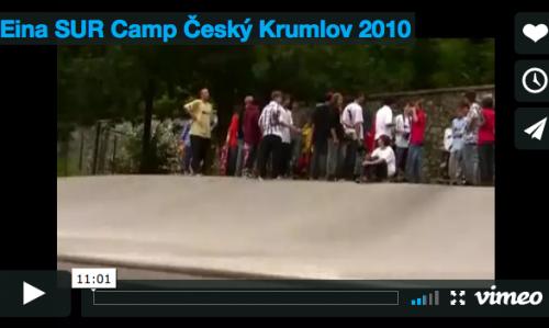 VIDEO: EINA WEEK 2010 / ČESKÝ KRUMLOV